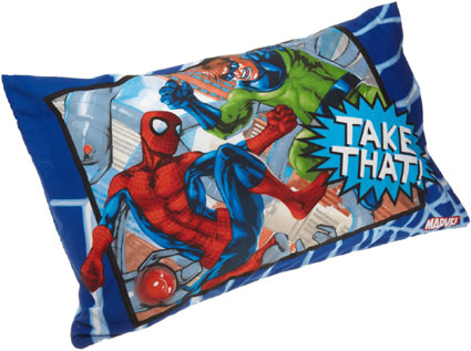 The Amazing Spiderman Pillowcase