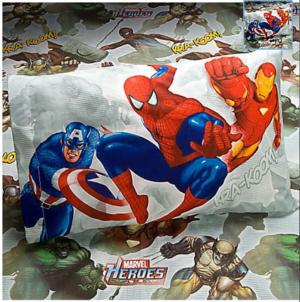Marvel Heroes Full Sheet Set