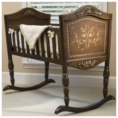 Out of Stock Old World Cradle by Green Frog Art Free Shipping