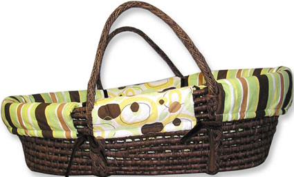 Out of Stock Giggles Moses Basket Set