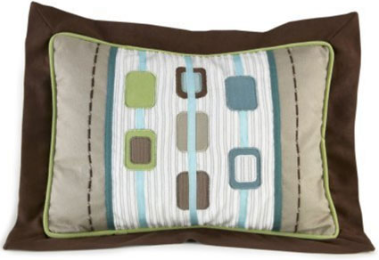 Kimberly Grant Spa Baby Boudoir Pillow