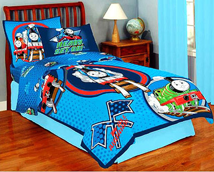 Thomas The Tank Engine Bedding Full Size Comforter Full