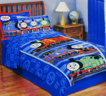 Out of stock Thomas the Train Percy & James Full Comforter