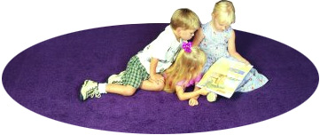 Solids Plus Super Tuff Kids Rugs