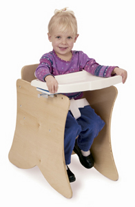 New Age Low Highchair