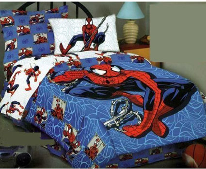 The Amazing Spiderman Full Size Sheet Set