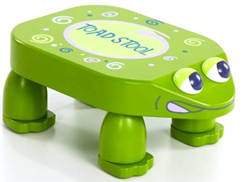 Toad Step Stool Free Shipping