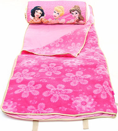 Disney Princess Slumber Nap Mat & Pillow