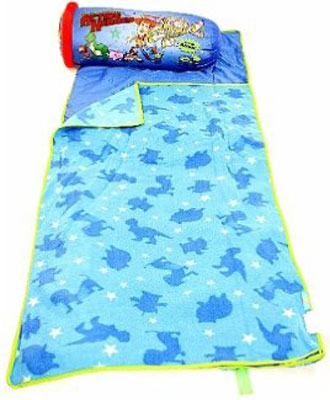 Disney Toy Story Slumber Nap Mat & Pillow Set