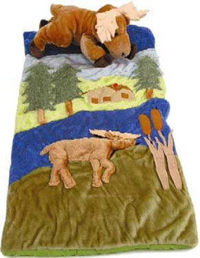 Out of Stock Moose Slumber Bag