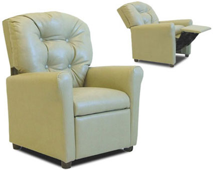 4 Button Kid�s Recliner