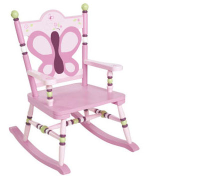 Sugar Plum Rocker Free Shipping