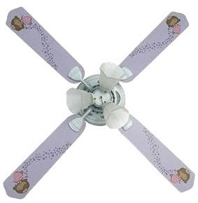 Out of Stock Fairy Princess Girls Ceiling Fan with Lights
