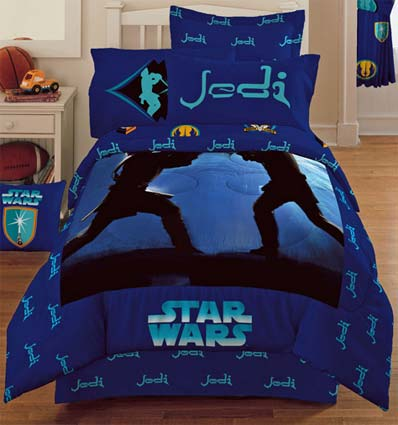 Star Wars Twin Comforter
