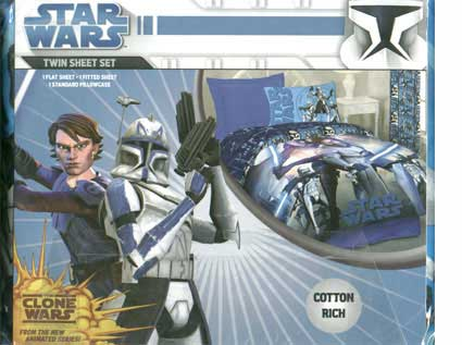 Star Wars Twin Sheet Set