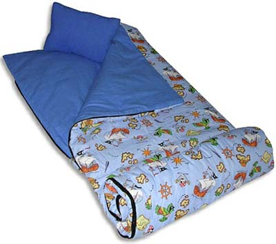 Out of Stock Pirates Sleeping Bag