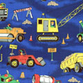 Muscle Cars Kids Sleeping Bag - Inset 2 - click to Enlarge