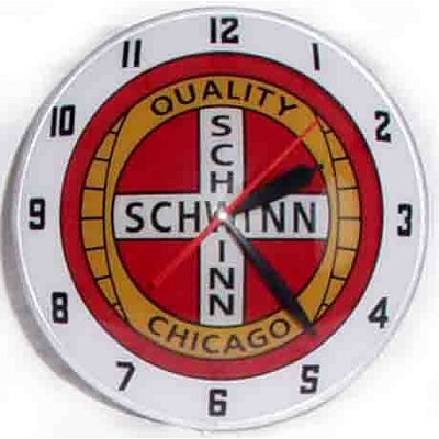 Schwinn Clock - Limited Edition