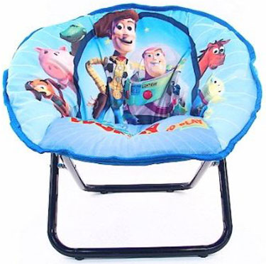 Disney Pixar Toy Story Kid's Foldable Mini Saucer Chair