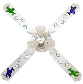 Out of Stock Airplanes Fan Kids Ceiling Fan with Lights
