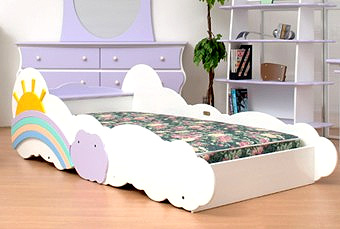 Sunshine Twin Size Bed