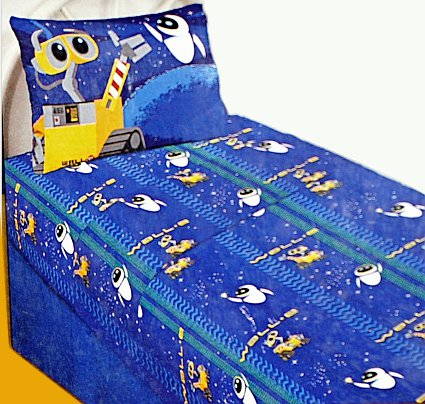 Disney Wall-E Twin Sheet Set