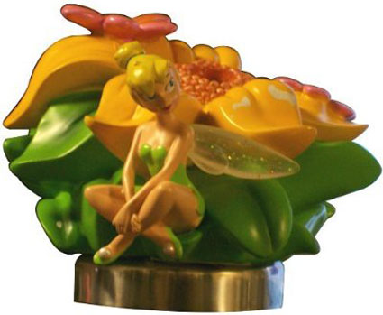 Disney Tinkerbell Toothbrush Holder