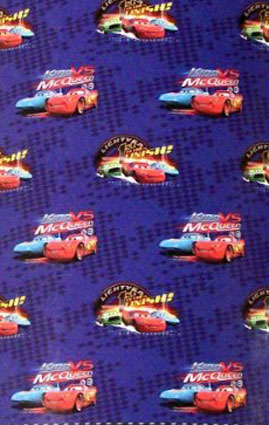 "Disney Cars Polar Fleece Blanket 60"" x 90"""