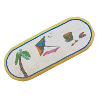 Summer Fun Kids Hall Runner Rug