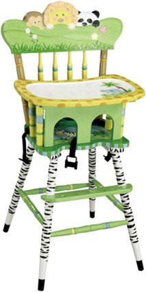 Sunny Safari High Chair