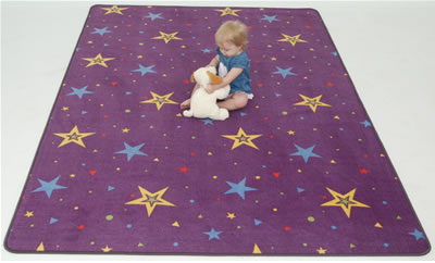 Starstruck Childrens Activity Carpets