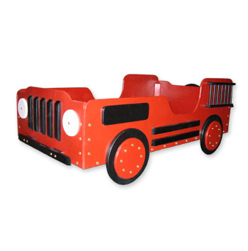 Fire Truck Toddler Bed Toddler Beds