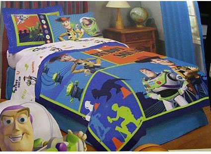 Toy Story Twin Size Comforter