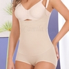 Co'CooN Thermal Abdomen Slimmer Bodysuit Shorts 1456