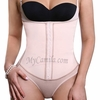 Slimming Latex Thong Body Shaper  | Vedette 322