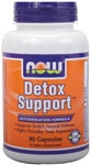 Detox Support 90ct Now Foods