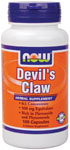 Devil's Claw 100ct Now Foods (500mg)