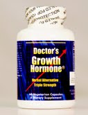 Growth Hormone 60ct Doctors Relief