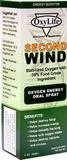 Second Wind 02 by Oxylife 2oz