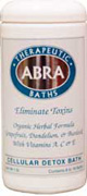 Cellular Detox Bath 17oz Abracadabra