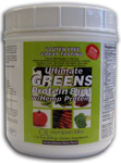 Ultimate Greens Protein w/Hemp 546g Olympian Labs