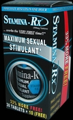 Stamina Rx 40ct Hi-Tech (Men's Sexual Health)