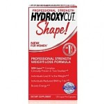 Hydroxycut Shape 120ct MuscleTech