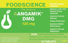 Aangamik DMG 125mg Food Science Labs 90ct