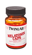 Melatonin 60ct TwinLab