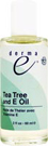 Tea Tree & E Oil 1oz Derma E