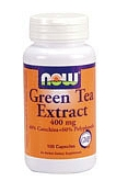 Green Tea Extract 100ct Now Foods