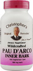 Pau D'Arco 100ct Dr. Christopher
