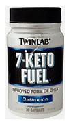 7-Keto Fuel 30ct TwinLab