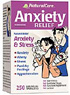 Anxiety Relieve 120ct Natural Care